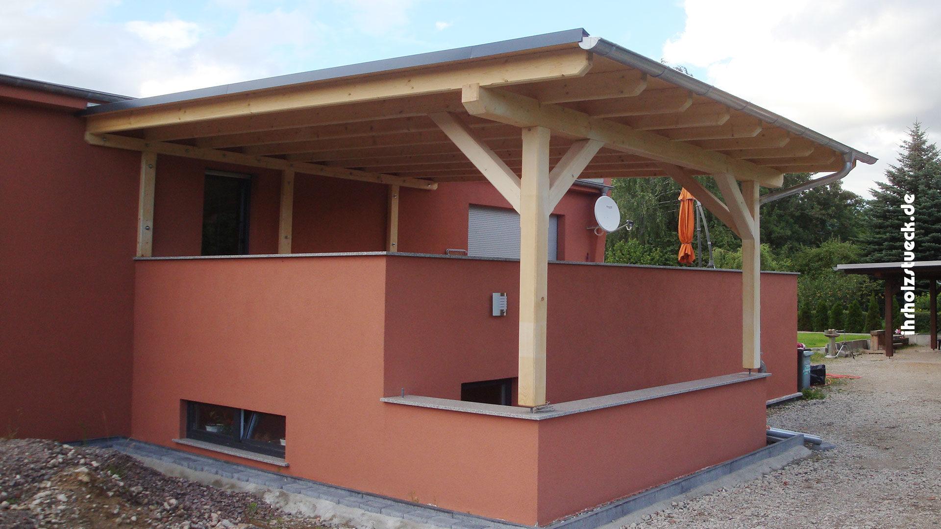 Vordächer passend für Ihr Haus