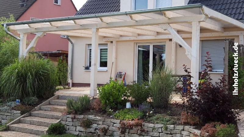 Terrassendächer als Wetter-& Sonnenschutz