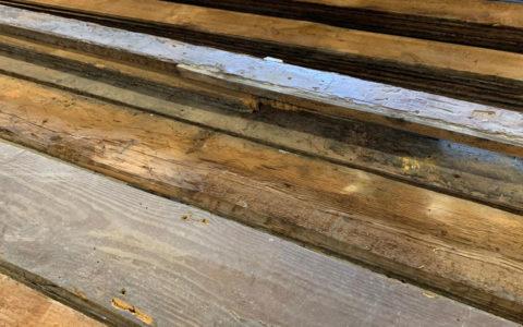 Denkmalgeschützer Holzfußboden – Restauration im Wörlitzer Park