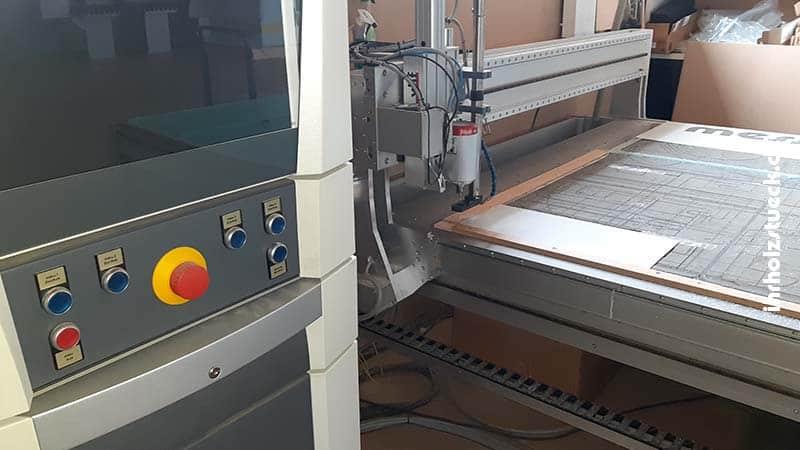 CNC Fräse 3-Achs-3:2,5D